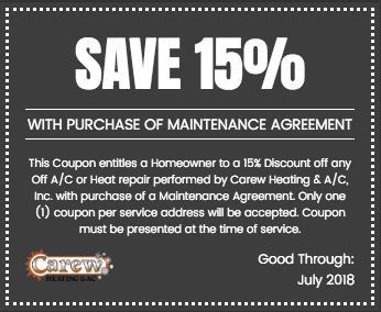 Furnace Repair Watertown WI | Carew Heating & A/C, Inc